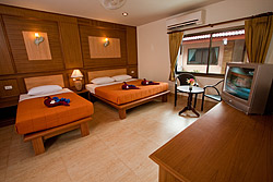 Mini Suite Triple Bungalow Typ 2